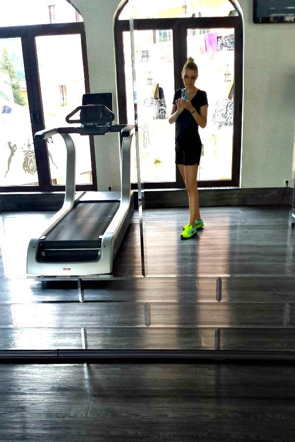 Style inspiratrice-Fitness-selfie
