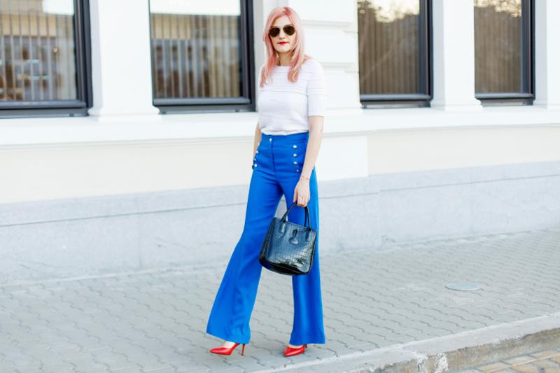 Styleinspiratrice_Blue_Trousers_Escada (6)