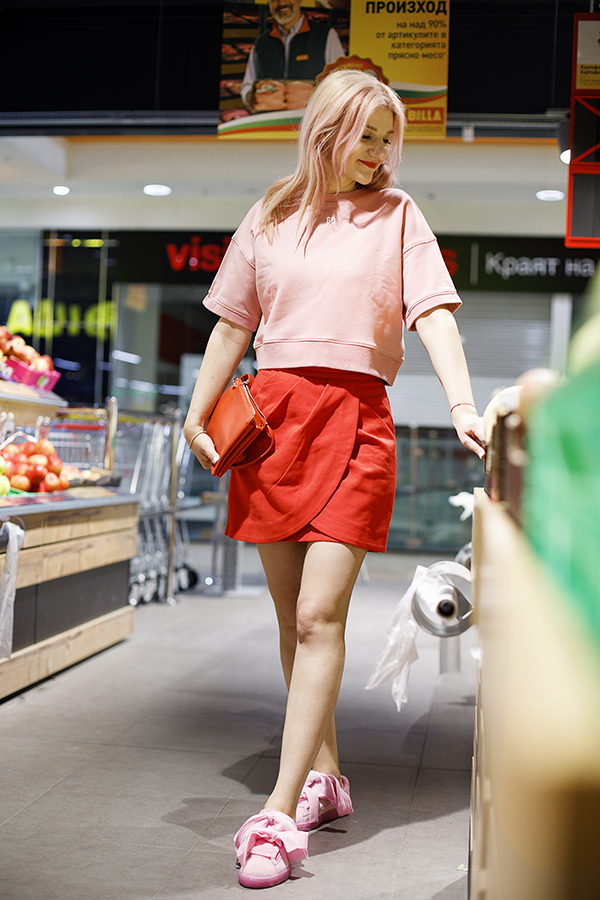 Styleinspiratrice_Serdika_Impossible Red and Pink (2)