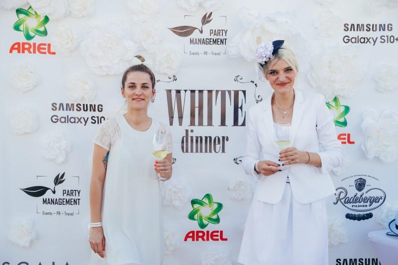 White Dinner with Mihaela Beloreshka
