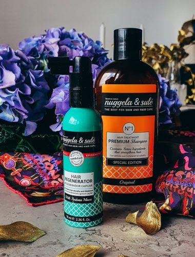 F11 - Premium шампоан и серум Hair Regenerator