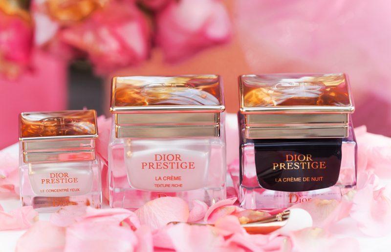 Продукти на премиум линията  Dior Prestige
