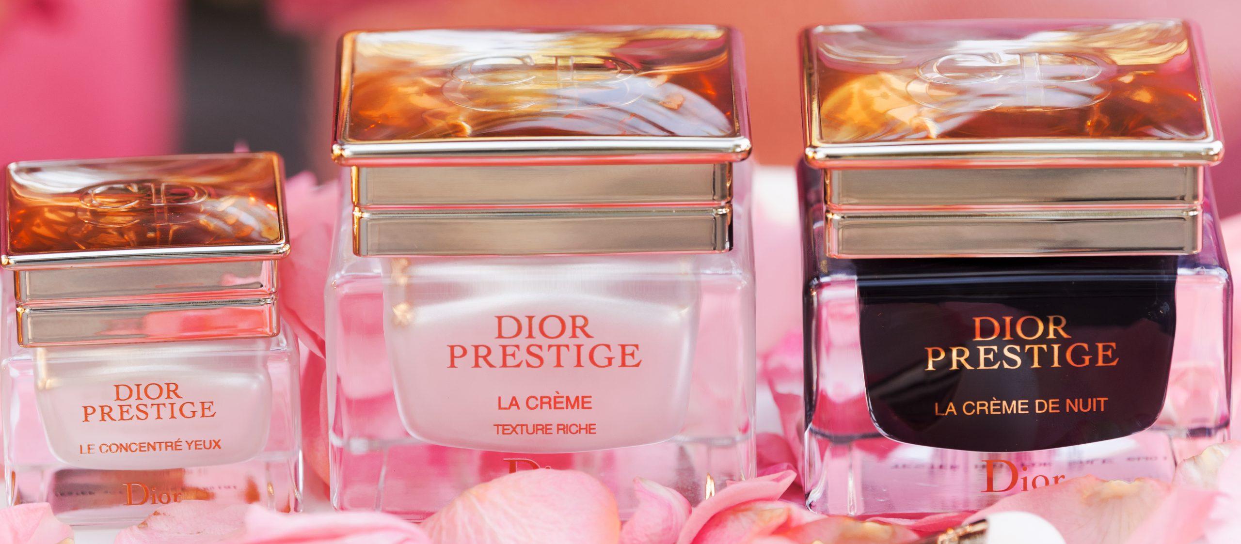 Премиум продукти Dior Prestige