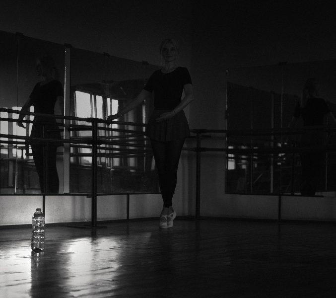 Хидратация и в балетната зала