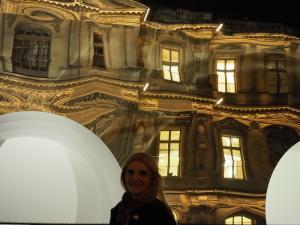 Before Dior show - secret location