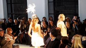 Styleinspiratrice Galliano PFW